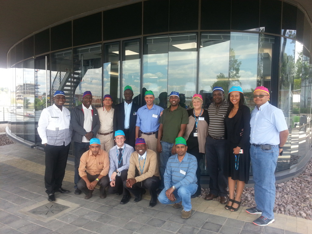 3 Feb 2013 Dr. Gopal teaching ICD / CRT / Export meeting – Nigeria / Namibia / Mauritian delegates